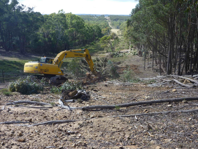 Moss Vale to Goulburn Pipeline